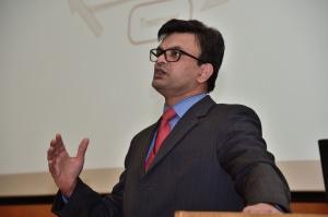 Dr. R Srinivasa Raghavan